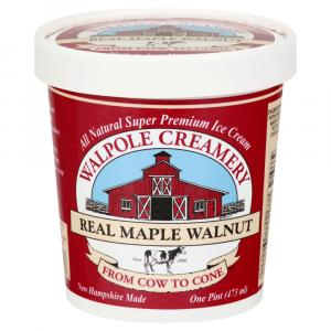 Walpole Creamery Maple Walnut Ice Cream