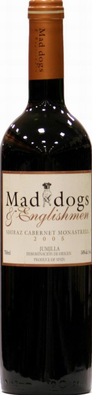 Maddogs & Englishmen Wood