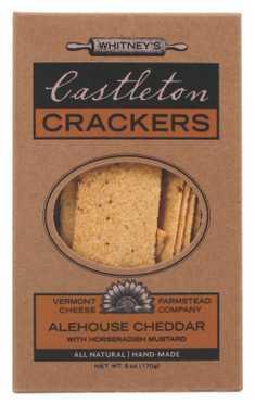 Castleton Cheddar Crackers