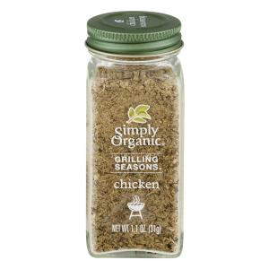 Simply Organic Grilling Seasons Chicken Spice