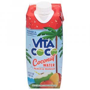 Vita Coco Coconut Water with Peach & Mango