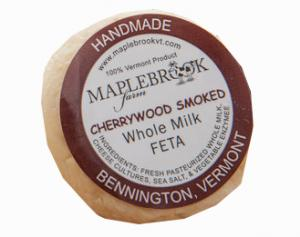 Maplebrook Farm Cherrywood Smoked Whole Milk Feta