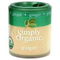 Simply Organic Mini Ginger