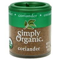 Simply Organic Mini Ground Coriander Seed