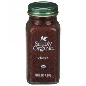 Simply Organic Ground Cloves