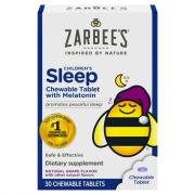 Zarbee's Naturals Children's Sleep Chewable Tablets