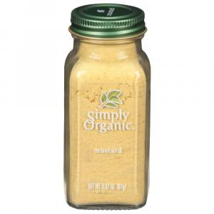 Simply Organic Ground Mustard Seed
