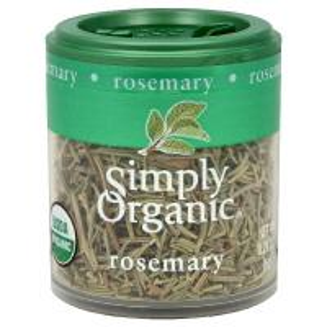 Simply Organic Mini Rosemary Leaf