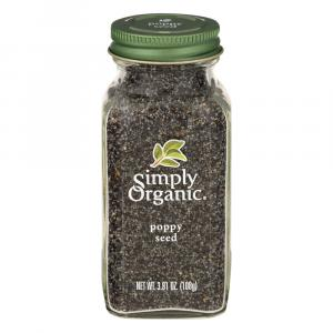 Simply Organic Poppy Seeds