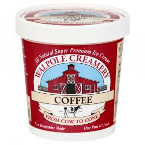 Walpole Creamery Coffee Ice Cream