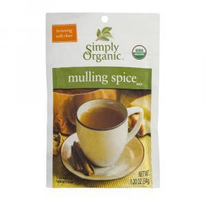 Simply Organic Mulling Spice