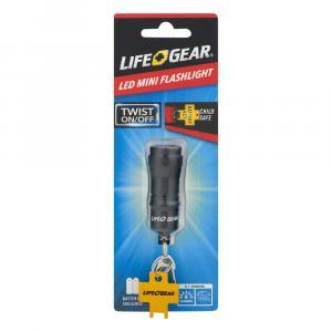 Life Gear Mini Aluminum Keychain