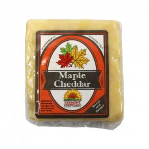 Vermont Farmstead Cheese Company Maple Cream Cheddar