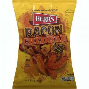 Herr's Bacon Cheddar Curls
