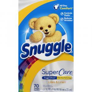 Snuggle Super Care Linen & Lillies Sheets