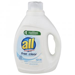 All Free Clear Stainlifters Laundry Detergent