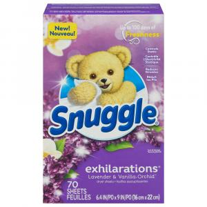 Snuggle Exhilarations White Lavender & Sandlewood Sheets