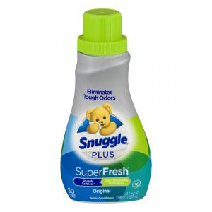 Snuggle Plus Everfresh Scent Fabric Softener