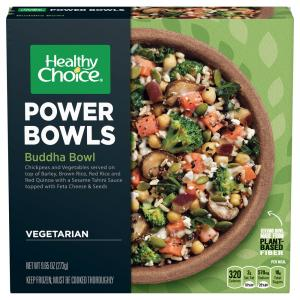 Healthy Choice Power Bowls Buddha Bowl Vegetarian