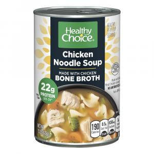 Healthy Choice Chicken Noodle Bone Broth Soup