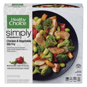 Healthy Choice Simply Steamers Chicken & Vegetable Stir Fry