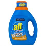 All With Stainlifters Oxi Laundry Detergent