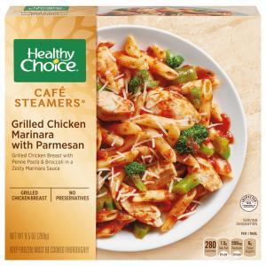 Healthy Choice Cafe Steamers Chicken Marinara