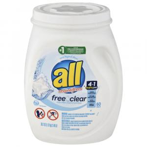 All Stainlifters Free Clear Pacs