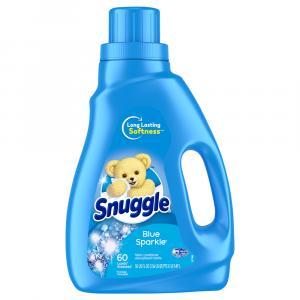 Snuggle Ultra Blue Sparkle Liquid Fabric Softener
