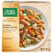 Healthy Choice Steamer Crustless Chicken Pot Pie