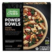 Healthy Choice Power Bowls Chicken Feta & Farro