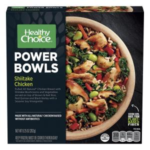 Healthy Choice Power Bowls Shitake Chicken