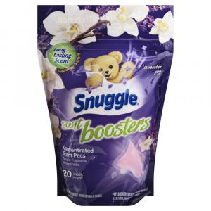 Snuggle Scent Boosters Concentrated Scent Pacs Lavender Joy