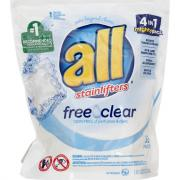 All Free & Clear 4N1 Mighty Pac