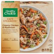 Healthy Choice Cafe Steamers Creamy Chicken & Mushroom