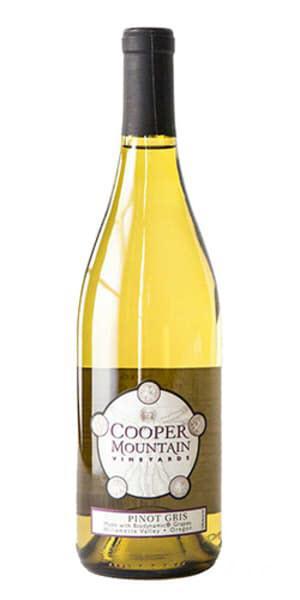 Cooper Mountain Vineyards Pinot Gris