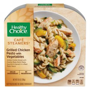 Healthy Choice Cafe Steamers Chicken Pesto Classico