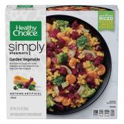 Healthy Choice Simply Steamers Garden Vegetable