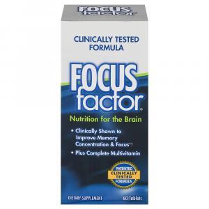 Focus Factor Dietary Supplement