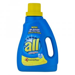 All 2x Stain Lifter Liquid Laundry Detergent