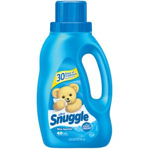 Snuggle Ultra Blue Sparkle Fabric Softener