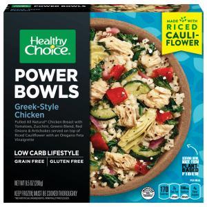 Healthy Choice Powerbowl Greek Style Chicken