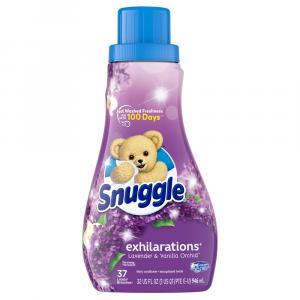 Snuggle Exhiliration White Lavender Sandalwood Softener