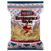 Herr's White Corn Tortilla Chips