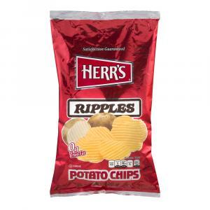 Herr's Ripple Potato Chips