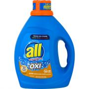 All Stainlifters Oxi Laundry Detergent