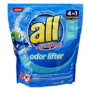 All Odor Lifter 4N1 Duo Mighty Pac