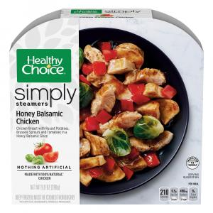 Healthy Choice Cafe Steamers Honey Balsamic Chicken
