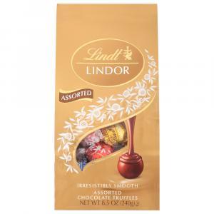 Lindt Lindor Assorted Chocolate Truffles Bag