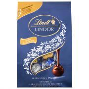 Lindt Lindor Assorted Dark Chocolate Truffles